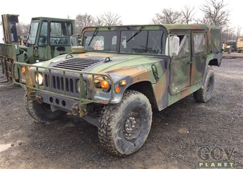 humvee auction hammers home strong prices