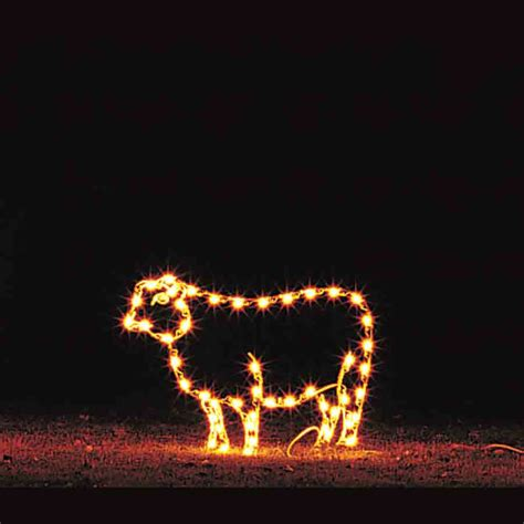 best 28 sheep christmas lights sheep christmas lights