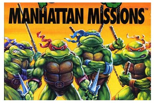 tmnt dos game download