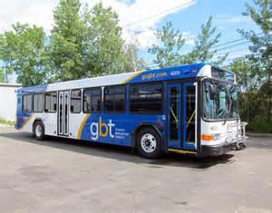 New Gillig Buses