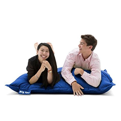 big joe original bean bag chair sapphire new ebay