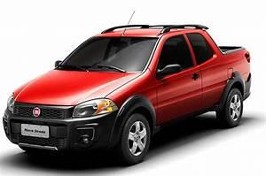 Nova Fiat Strada 2015    2016