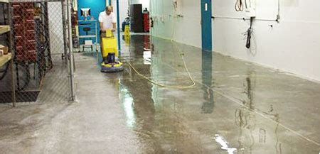 Floorcare Specialists  Concrete Painting and Epoxy