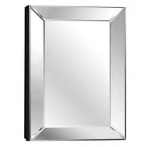 pace 18 quot mitered beveled mirror medicine cabinet at menards 174