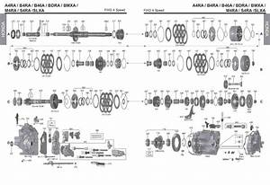 Transmission Repair Manuals Civic   B4ra   Bmxa