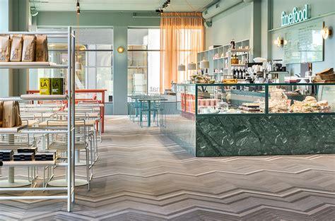 Note Design Studio Crafts Interior For Fine Food Bistro In