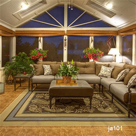 lovely screen porch ideas   furnishings  amenities