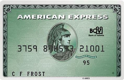This rule states that you cannot have more than five. American express Green - La Carte Bancaire