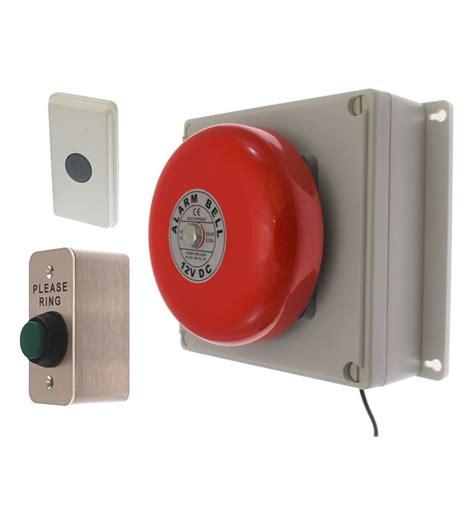 wireless doorbell kit range 800 metre wireless warehouse bell kit