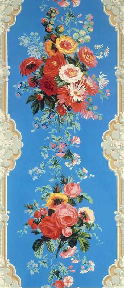 Rococo Reform Victorian Motifs Wallpapers Walls Century
