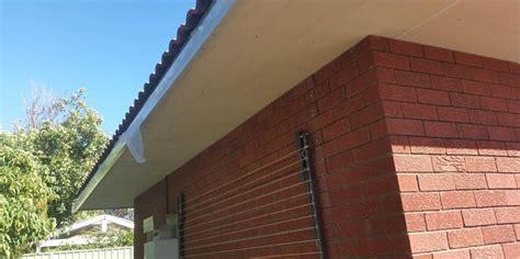 asbestos eaves absolute gutters