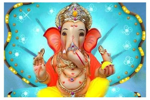 ganesha god mp3 song download