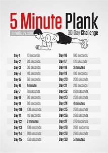 5 Minute Plank ... Plank Challenge