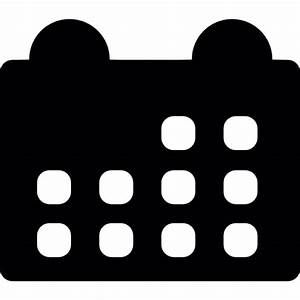 Calendar Icon Black And White | Calendar Template 2016