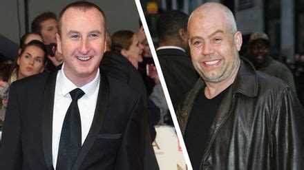 Corrie's Andrew Whyment and EastEnders legend Cliff Parisi ...