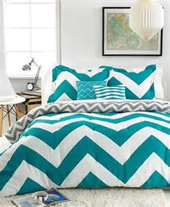 chevron teal 5 piece king comforter set bed in a bag
