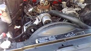 Cleaning Tbi - S15 4 3l V6 Gmc