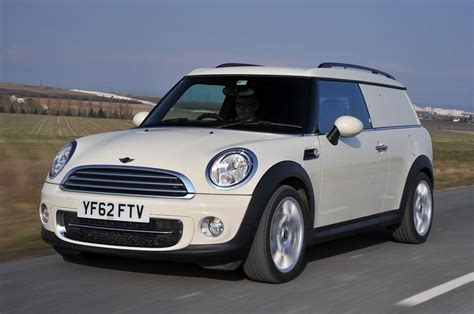 Mini Cooper D Clubvan First Drive By Autoblog Autoevolution