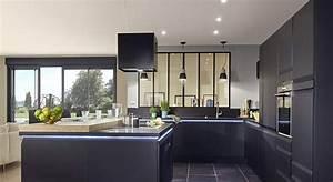 Verrière Intérieure Ikea : une verri re dans la cuisine ~ Melissatoandfro.com Idées de Décoration