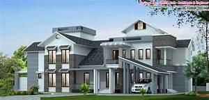 5BHK Luxury Kerala Villa design at 3700 sq ft