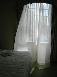 71 best images about window finishes on pinterest window for White curtains wind