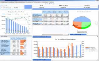 sharepoint dashboard designer a dashboard for the ceo erp software