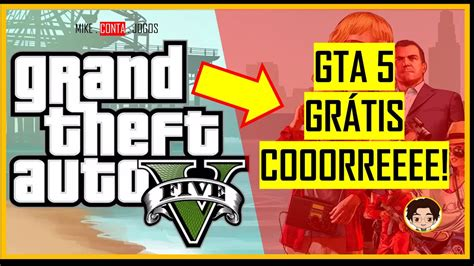 GTA 5 DE GRAÇA NA EPIC GAMES 2020 - YouTube