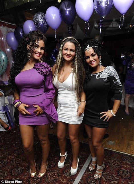 big fat gypsy wedding britains youngest gypsy bride