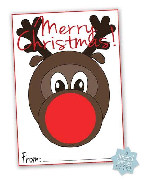 diy rudolph christmas giftbloggers   days