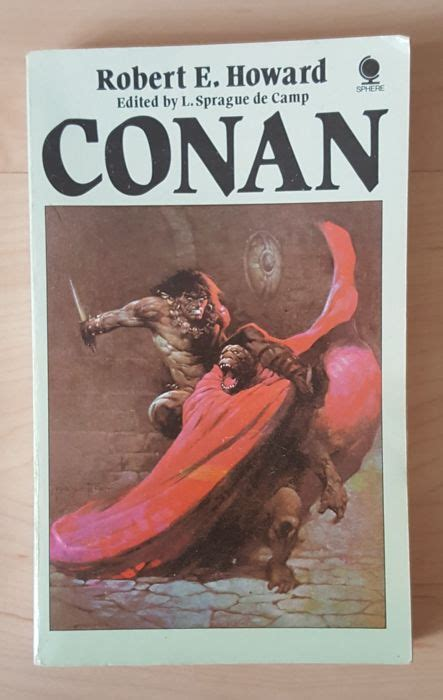 collection  conan  barbarian paperback books
