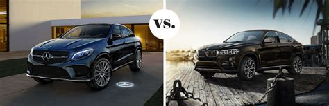 Compare the gle coupe vs. 2018 Mercedes-Benz AMG GLE 43 4MATIC® Coupe vs 2018 BMW X6 ...
