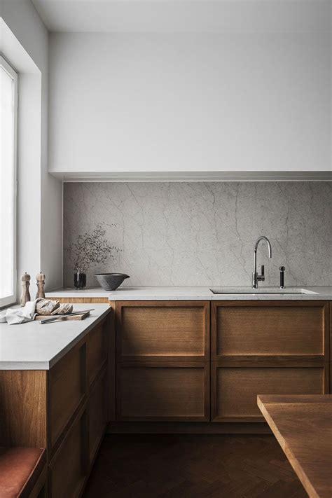 Kitchen Cabinets Interior by Swedish Minimalist Interior By Liljencrantz Design