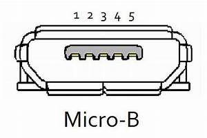 2 Wiring Micro Usb B To Usb A Diagram