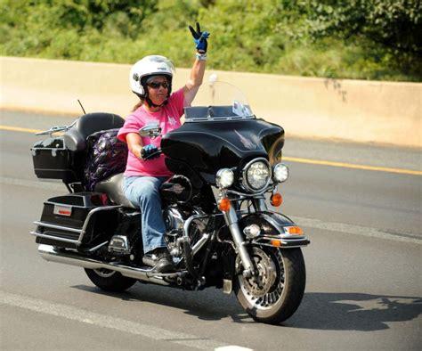Harley-davidson Survey Says Women Who Ride Motorcycles