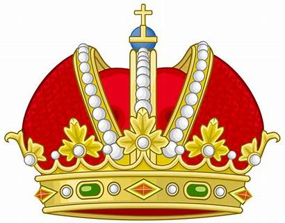 Crown Imperial Heraldic Spanish Svg Arms National
