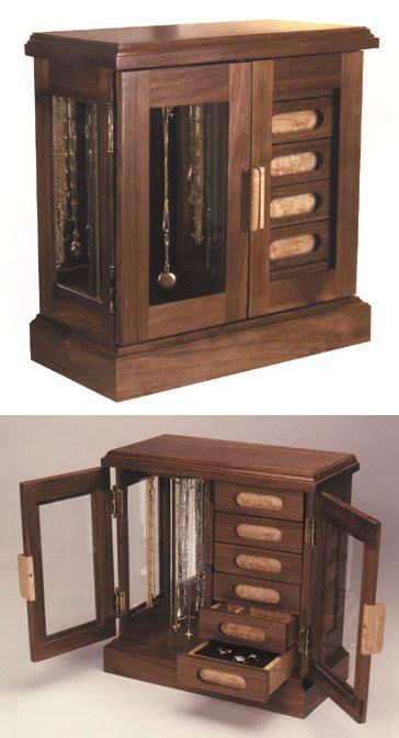 jewelry box woodworking plan  wood magazine diy