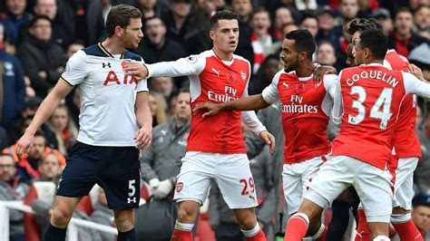 North London derby. Tottenham vs Arsenal. PREVIEW