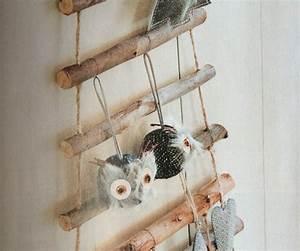 Adventskalender Holz Baum : deko baum wand adventskalender basteln leiter x ~ Watch28wear.com Haus und Dekorationen