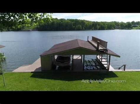 Boats For Sale Howard Ohio by Apple Valley Waterfront Lot Covered Boat Dock For Sale At