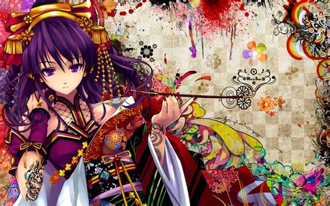 Anime Geisha Wallpaper - hd wallpapers anime geisha hd wallpapers