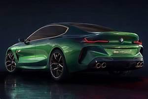 Bmw M8 2018 : bmw m8 gran coupe concept rear quarter studio 2018 autobics ~ Mglfilm.com Idées de Décoration