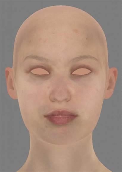 Face Making Ibrahim Skin Xyz Digital Zbrush