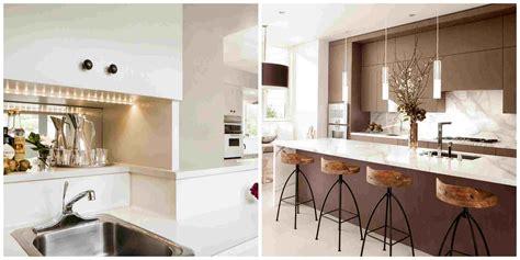 tendence cuisine eclairage de cuisine eclairage sous meuble led cuisine