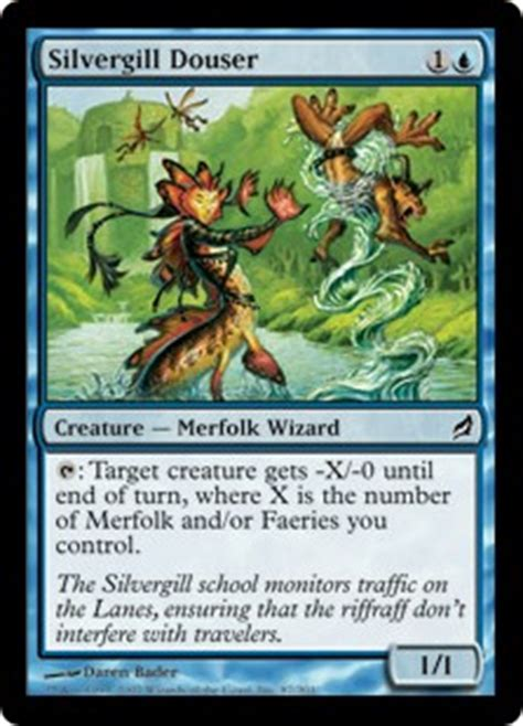 merfolk customized legacy deck mtg magic blue lord of