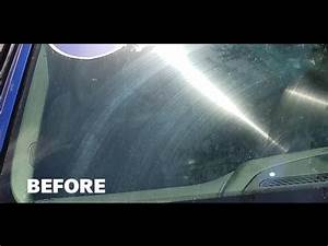 Windshield Wiper Scratches Removed