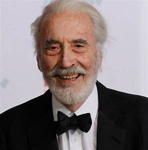 Legendary actor Christopher Lee dies at 93