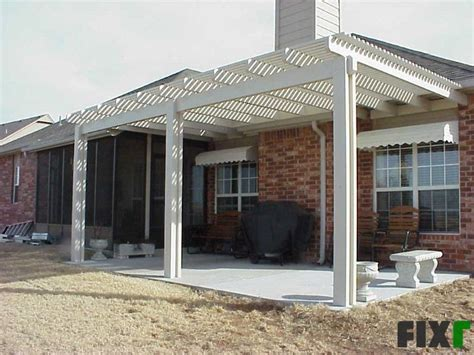 aluminum patio covers carports pergolas built with