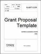 Grant Template Instant Download Cover Letter Sample Letter Format Grand Proposal For Foundations Free Grant Proposal Template 9 Download Free Documents In PDF Word RTF Proposals Cover Letters And Letters On Pinterest