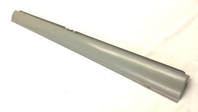 Bq Window Sill by Outer Sill With Strengthener Bq 55 63 211 809 581ww