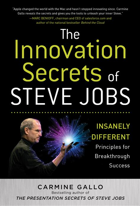 innovation secrets  apple ceo steve jobs